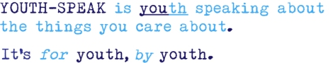 ys text youth is